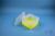 EPPi® Box 105 / 9x9 Fächer, neon-gelb, Höhe 105 mm fix, ohne Codierung, PP....