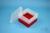 EPPi® Box 105 / 9x9 Fächer, rot, Höhe 105 mm fix, ohne Codierung, PP. EPPi®...