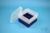 EPPi® Box 105 / 9x9 Fächer, violett, Höhe 105 mm fix, ohne Codierung, PP....