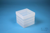 EPPi® Box 121 / 1x1 ohne Facheinteilung, transparent, Höhe 121-131 mm...