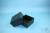 EPPi® Box 122 / 1x1 ohne Facheinteilung, black/black, Höhe 122 mm fix, ohne...