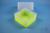 EPPi® Box 122 / 1x1 ohne Facheinteilung, neon-gelb, Höhe 122 mm fix, ohne...
