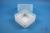 EPPi® Box 122 / 1x1 ohne Facheinteilung, weiss, Höhe 122 mm fix, ohne...