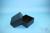 EPPi® Box 122 / 9x9 Fächer, black/black, Höhe 122 mm fix, ohne Codierung, PP....
