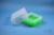EPPi® Box 122 / 9x9 Fächer, neon-grün, Höhe 122 mm fix, ohne Codierung, PP....