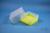 EPPi® Box 122 / 9x9 Fächer, neon-gelb, Höhe 122 mm fix, ohne Codierung, PP....