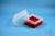EPPi® Box 122 / 9x9 Fächer, rot, Höhe 122 mm fix, ohne Codierung, PP. EPPi®...