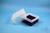 EPPi® Box 122 / 9x9 Fächer, violett, Höhe 122 mm fix, ohne Codierung, PP....