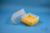 EPPi® Box 122 / 9x9 Fächer, gelb, Höhe 122 mm fix, ohne Codierung, PP. EPPi®...