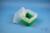 EPPi® Box 128 / 1x1 ohne Facheinteilung, grün, Höhe 128 mm fix, ohne...