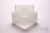 EPPi® Box 128 / 1x1 ohne Facheinteilung, transparent, Höhe 128 mm fix, ohne...