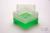 EPPi® Box 128 / 1x1 ohne Facheinteilung, neon-grün, Höhe 128 mm fix, ohne...