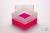 EPPi® Box 128 / 1x1 ohne Facheinteilung, neon-rot/pink, Höhe 128 mm fix, ohne...