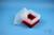 EPPi® Box 128 / 1x1 ohne Facheinteilung, rot, Höhe 128 mm fix, ohne...
