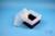 EPPi® Box 128 / 1x1 ohne Facheinteilung, violett, Höhe 128 mm fix, ohne...