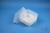 EPPi® Box 128 / 1x1 ohne Facheinteilung, weiss, Höhe 128 mm fix, ohne...