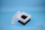 EPPi® Box 128 / 7x7 Fächer, schwarz, Höhe 128 mm fix, ohne Codierung, PP....