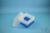EPPi® Box 128 / 7x7 Fächer, blau, Höhe 128 mm fix, ohne Codierung, PP. EPPi®...