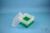 EPPi® Box 128 / 7x7 Fächer, grün, Höhe 128 mm fix, ohne Codierung, PP. EPPi®...