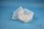 EPPi® Box 128 / 7x7 Fächer, transparent, Höhe 128 mm fix, ohne Codierung, PP....