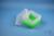 EPPi® Box 128 / 7x7 Fächer, neon-grün, Höhe 128 mm fix, ohne Codierung, PP....
