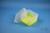 EPPi® Box 128 / 7x7 Fächer, neon-gelb, Höhe 128 mm fix, ohne Codierung, PP....