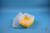 EPPi® Box 128 / 7x7 Fächer, gelb, Höhe 128 mm fix, ohne Codierung, PP. EPPi®...