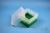 EPPi® Box 128 / 9x9 Fächer, grün, Höhe 128 mm fix, ohne Codierung, PP. EPPi®...