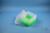 EPPi® Box 128 / 9x9 Fächer, neon-grün, Höhe 128 mm fix, ohne Codierung, PP....