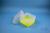 EPPi® Box 128 / 9x9 Fächer, neon-gelb, Höhe 128 mm fix, ohne Codierung, PP....