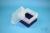 EPPi® Box 128 / 9x9 Fächer, violett, Höhe 128 mm fix, ohne Codierung, PP....