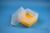 EPPi® Box 128 / 9x9 Fächer, gelb, Höhe 128 mm fix, ohne Codierung, PP. EPPi®...