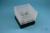 EPPi® Box 128 / 10 Löcher, schwarz, Höhe 128 mm fix, ohne Codierung, PP....