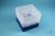 EPPi® Box 128 / 10 Löcher, blau, Höhe 128 mm fix, ohne Codierung, PP. EPPi®...