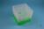 EPPi® Box 128 / 10 Löcher, grün, Höhe 128 mm fix, ohne Codierung, PP. EPPi®...