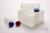 EPPi® Box 128 / 10 Löcher, transparent, Höhe 128 mm fix, ohne Codierung, PP....