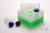 EPPi® Box 128 / 10 Löcher, neon-grün, Höhe 128 mm fix, ohne Codierung, PP....