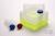 EPPi® Box 128 / 10 Löcher, neon-gelb, Höhe 128 mm fix, ohne Codierung, PP....