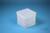 EPPi® Box 129 / 1x1 ohne Facheinteilung, transparent, Höhe 129 mm fix, ohne...