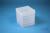 EPPi® Box 145 / 1x1 ohne Facheinteilung, transparent, Höhe 145-155 mm...