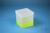 EPPi® Box 145 / 1x1 ohne Facheinteilung, neon-gelb, Höhe 145-155 mm variabel,...