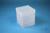 EPPi® Box 154 / 1x1 ohne Facheinteilung, transparent, Höhe 154 mm fix, ohne...