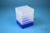 EPPi® Box 178 / 1x1 ohne Facheinteilung, neon-blau, Höhe 178 mm fix, ohne...