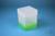 EPPi® Box 178 / 1x1 ohne Facheinteilung, neon-grün, Höhe 178 mm fix, ohne...