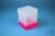 EPPi® Box 178 / 1x1 ohne Facheinteilung, neon-rot/pink, Höhe 178 mm fix, ohne...