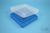 EPPi® Box 37 / 10x10 Fächer, blau, Höhe 37 mm fix, ohne Codierung, PP. EPPi®...