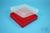EPPi® Box 37 / 10x10 Fächer, rot, Höhe 37 mm fix, ohne Codierung, PP. EPPi®...