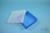EPPi® Box 37 / 1x1 ohne Facheinteilung, blau, Höhe 37 mm fix, ohne Codierung,...