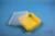 EPPi® Box 37 / 1x1 ohne Facheinteilung, weiss, Höhe 37 mm fix, ohne...