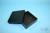 EPPi® Box 45 / 1x1 ohne Facheinteilung, black/black, Höhe 45-53 mm variabel,...